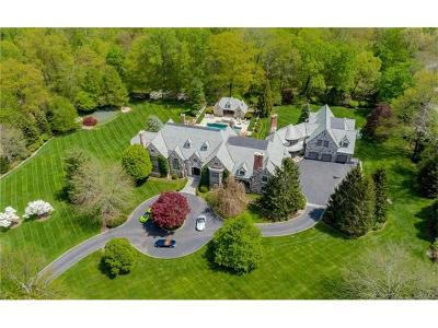 Bedford, Bedford Corners, Bedford Hills Single Family Home For Sale: 24 Penwood Road
