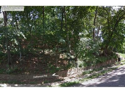 Yonkers Residential Lots & Land For Sale: 88 Dellwood Road