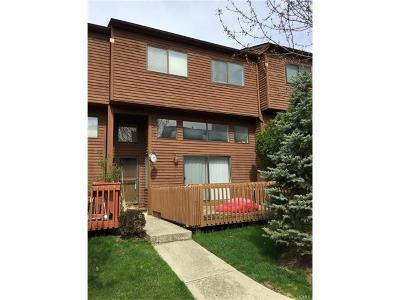 Condo/Townhouse Sold: 79 Timberline Drive
