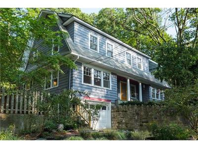 Dobbs Ferry Single Family Home For Sale: 102 Buena Vista Drive