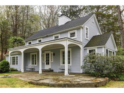 Katonah Single Family Home For Sale: 199 Upper Hook Road