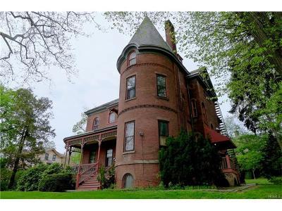 Newburgh Multi Family 2-4 For Sale: 335 Grand Street