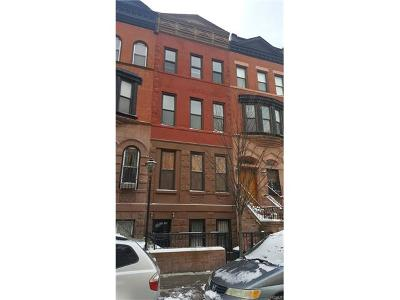 New York Multi Family 5+ For Sale: 232 West 136th Street