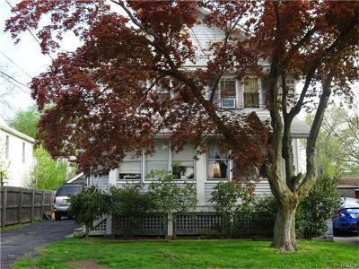 Buchanan Multi Family 2-4 For Sale: 197 Rockledge Avenue