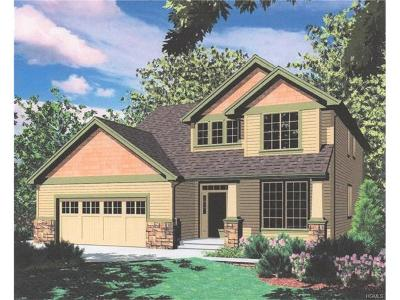 New Windsor Single Family Home For Sale: Lot 2 Summit Woods