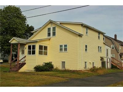 Wallkill NY Single Family Home Sold: $139,900