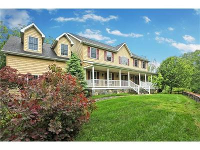 Mahopac Single Family Home For Sale: 47 Upper Lake Road
