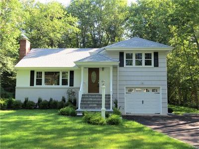 Rye Brook Single Family Home For Sale: 8 Edgewood Drive