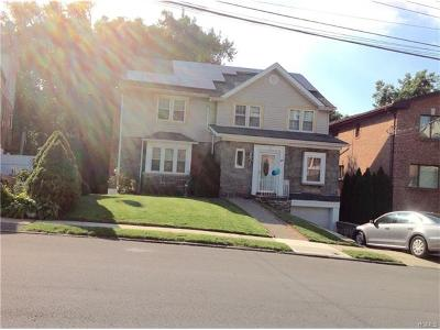 Yonkers Single Family Home For Sale: 27 Wilcox Avenue
