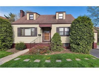 Bronxville Single Family Home For Sale: 70 Noble Avenue