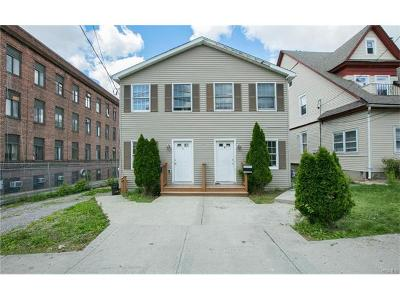 Westchester County Multi Family 2-4 For Sale: 189 Palisade Avenue