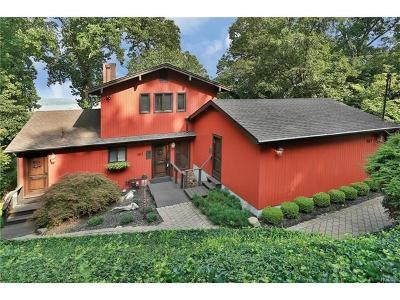 Nyack Single Family Home For Sale: 907 Route 9w