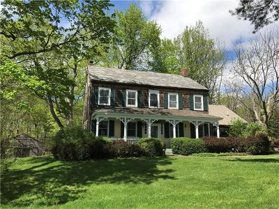 Salt Point Single Family Home For Sale: 309 Allen Road