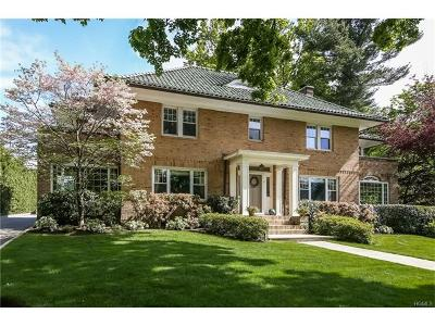 Bronxville, Eastchester, Hartsdale, New Rochelle, Scarsdale, Tuckahoe, White Plains, Yonkers Single Family Home For Sale: 87 Broadview Avenue