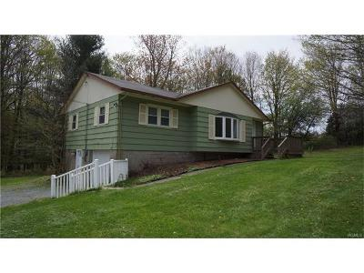 Single Family Home For Sale: 615 State Route 17b