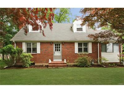 Tappan Single Family Home For Sale: 55 Grand Avenue