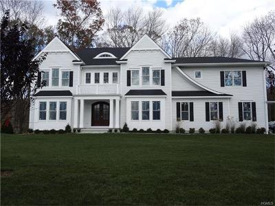 Armonk Single Family Home For Sale: 70 Byram Ridge Road