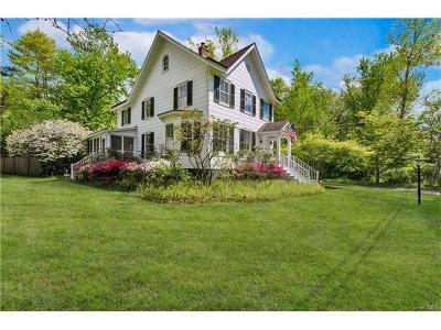 Palisades Single Family Home For Sale: 18 Closter Road