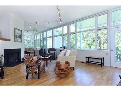 Hastings-on-hudson Single Family Home For Sale: 15 Hastings Landing