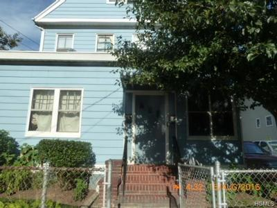 Westchester County Multi Family 2-4 For Sale: 123 North 7th Avenue