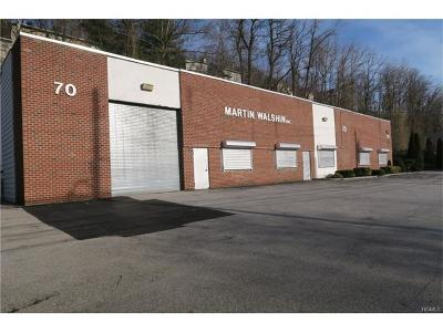 Hastings-On-Hudson Commercial For Sale: 70 Saw Mill River Road