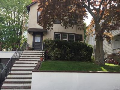 Elmsford Multi Family 2-4 For Sale: 56 South Lawn Avenue