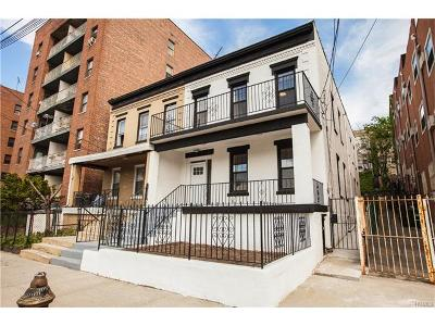 Bronx Multi Family 2-4 For Sale: 2678 Bailey Avenue