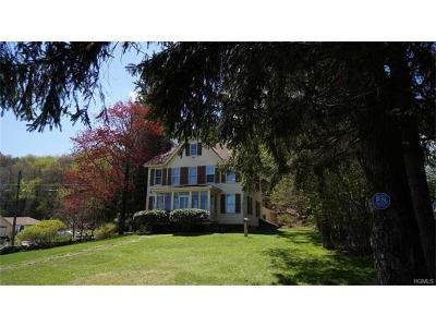 White Lake Single Family Home For Sale: 1595 Nys Rte 17b