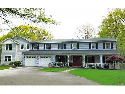 Warwick Multi Family 2-4 For Sale: 11 Conklin Road