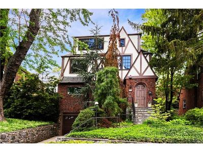 Bronx Single Family Home For Sale: 5041 Fieldston Road