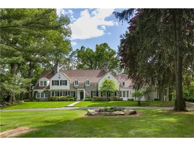 Briarcliff Manor Single Family Home For Sale: 715 Sleepy Hollow Road