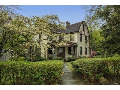 Scarsdale Single Family Home For Sale: 6 Sunset Drive