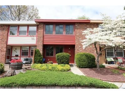 Westchester County Condo/Townhouse For Sale: 634 Kissam Road