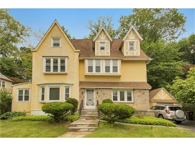 White Plains Multi Family 2-4 For Sale: 311 Fisher Avenue