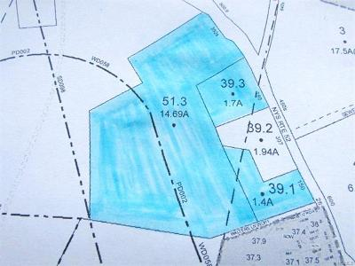 Fallsburg Residential Lots & Land For Sale: St Hwy 52