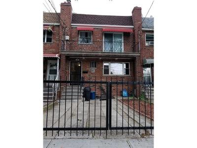 Bronx Multi Family 2-4 For Sale: 3935 Ely Avenue