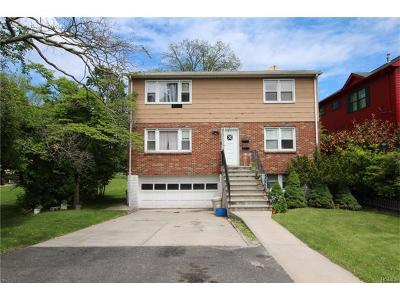 Dobbs Ferry Multi Family 2-4 For Sale: 6 Moulton Avenue