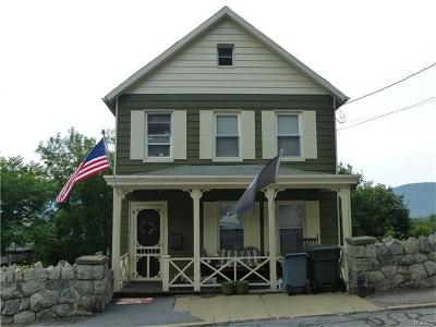 Highland Falls Single Family Home For Sale: 28 South Street