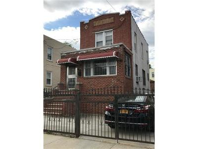Bronx Single Family Home For Sale: 2325 Hermany Avenue