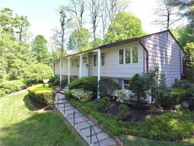 Scarsdale Single Family Home For Sale: 1 Deerhill Lane