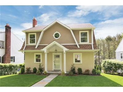 Westchester County Single Family Home For Sale: 1413 Weaver Street