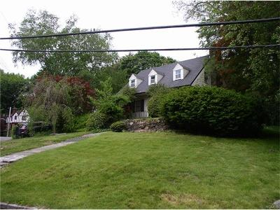 Bronxville Single Family Home For Sale: 14 Wellyn Road