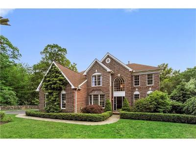 Cortlandt Manor Single Family Home For Sale: 1 Rustling Lane