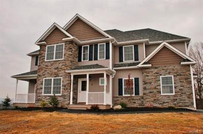 New Paltz Single Family Home For Sale: 103 Le Fevre Lane