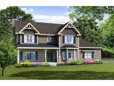 New Paltz Single Family Home For Sale: 108 Le Fevre Lane