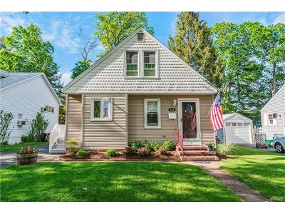 Single Family Home Sold: 144 Castle Heights Avenue