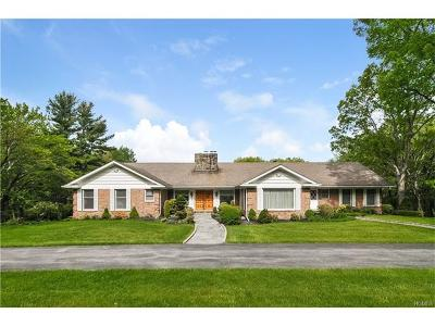 pawling Single Family Home For Sale: 527 North Quaker Hill Road