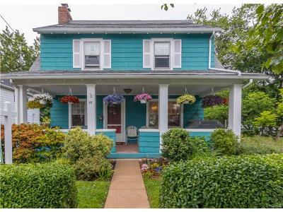 White Plains Single Family Home For Sale: 88 Wayne Avenue