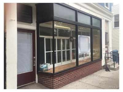 Sleepy Hollow Commercial For Sale: 144 Cortlandt Street