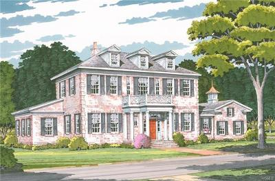 New Rochelle Single Family Home For Sale: 1 Maidstone Court #LOT 5